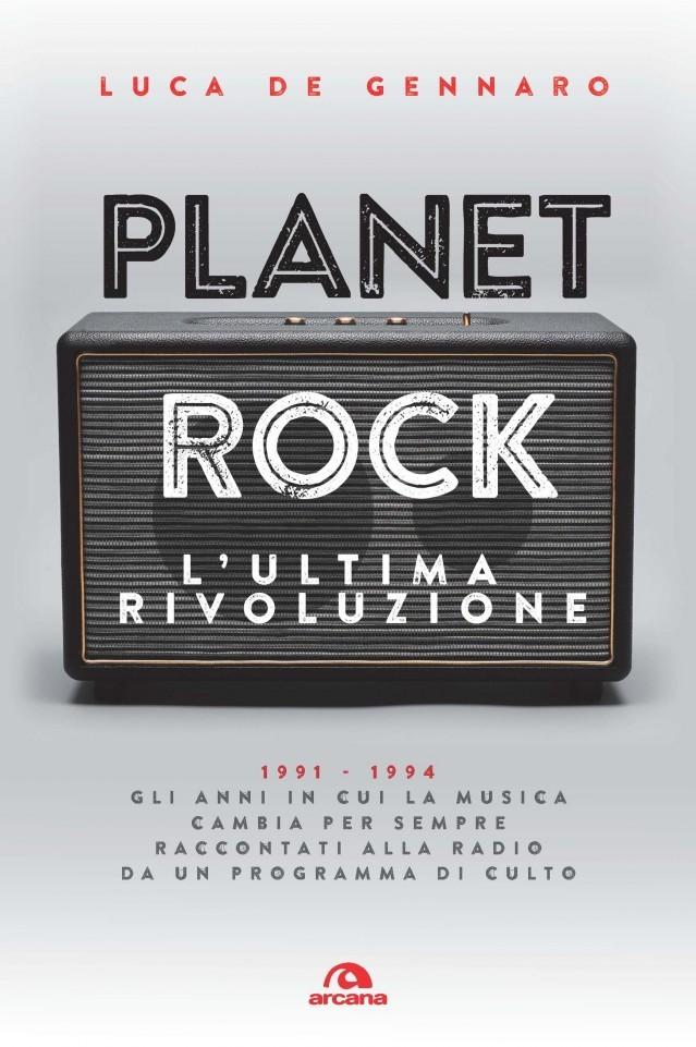 """La cover di """"Planet Rock"""", in libreria dal 5 maggio"""