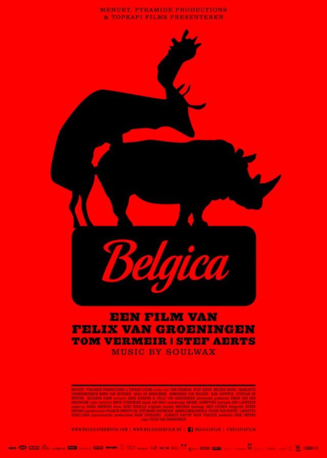 La locandina di Belgica