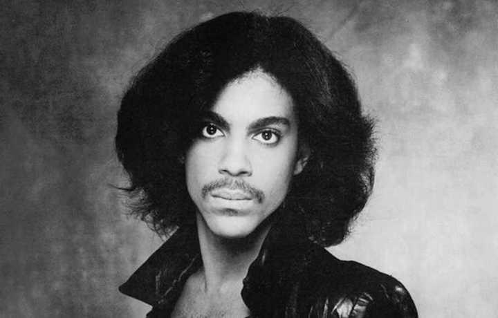 Prince nel 1979, foto Warner