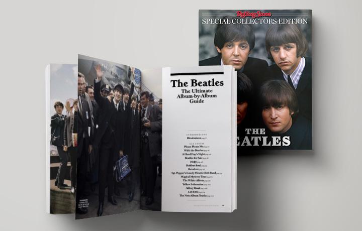 Lo speciale numero da collezione sui Beatles è in edicola dal 21 aprile