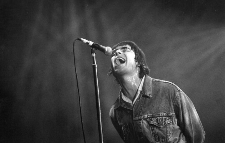 Liam Gallagher, foto Facebook
