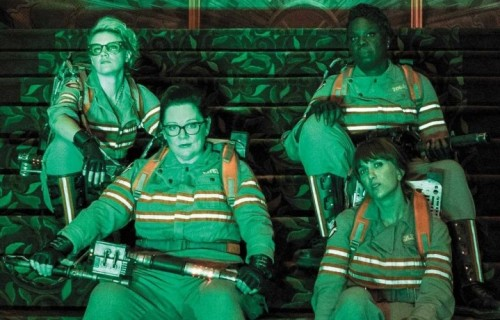 "Il cast di ""Ghostbusters"""