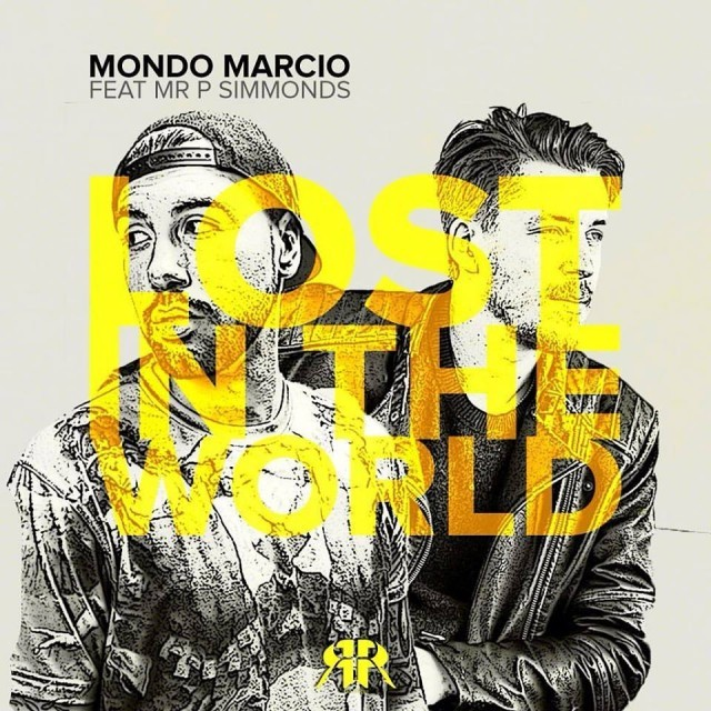 "La cover di ""Lost In The World"""