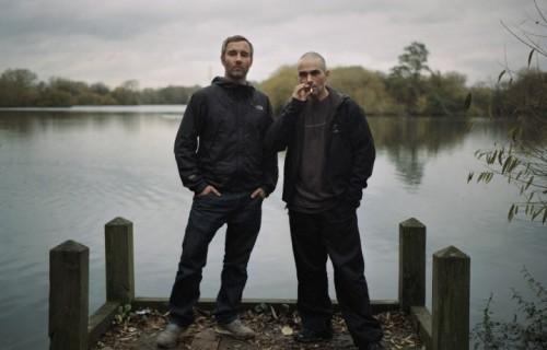 Rob Brown e Sean Booth, meglio conosciuti come Autechre. Foto: Warp Records
