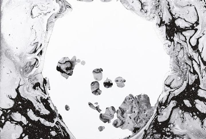 """Un dettaglio di """"A Moon Shaped Pool"""", il nono album dei Radiohead uscito l'8 maggio 2016 per XL Recordings"""