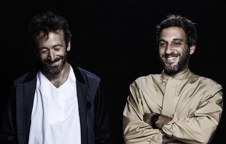 Guido Minisky e Hervé Carvalho, alias Acid Arab