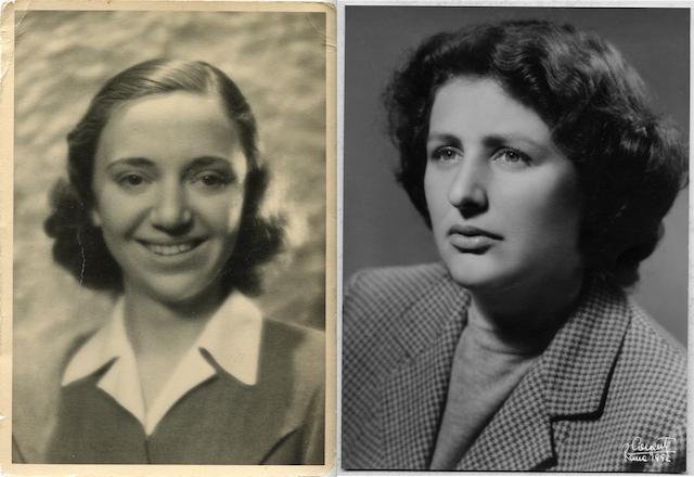 Alberta Levi e Marisa Rodano, due delle Ragazze del '46
