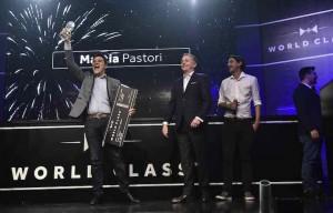 Mattia Pastori è bar manager del Mandarin Oriental di Milano dal 2014