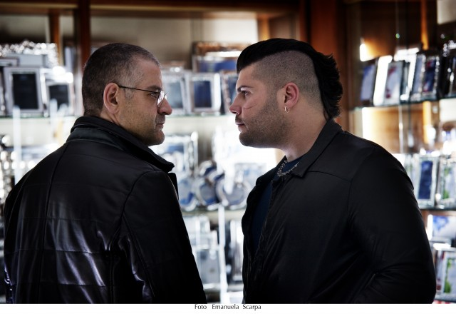 Una scena della seconda stagione di Gomorra in onda dal 10 maggio alle ore 21.15 su Sky Atlantic e in streaming su Sky Online