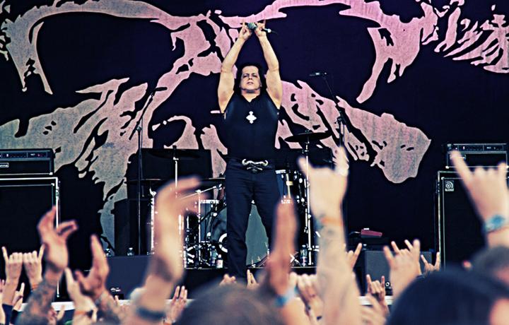 Danzig al Getaway Rock Festival nel 2011