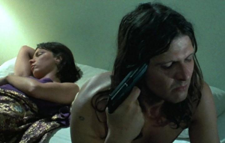 """Una scena di """"Amore Tossico"""", 1983"""
