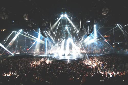 Muse, Drones World Tour 2016 a Milano - Foto di Giuseppe Craca