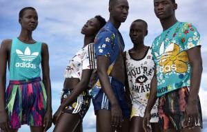 Pharrell Williams parla della sua nuova collaborazione con adidas Originals