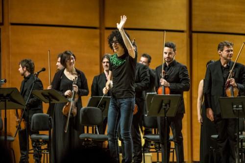 Giovanni Allevi, Auditorium di Milano - Foto Ikka Mirabelli