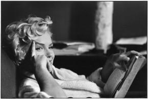 Marilyn Monroe, Elliot Erwitt, Joe DiMaggio, foto, gallery, mostra, Torino