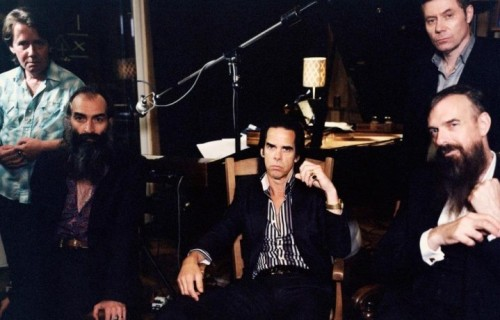 Nick Cave & the Bad Seeds - Foto via Facebook