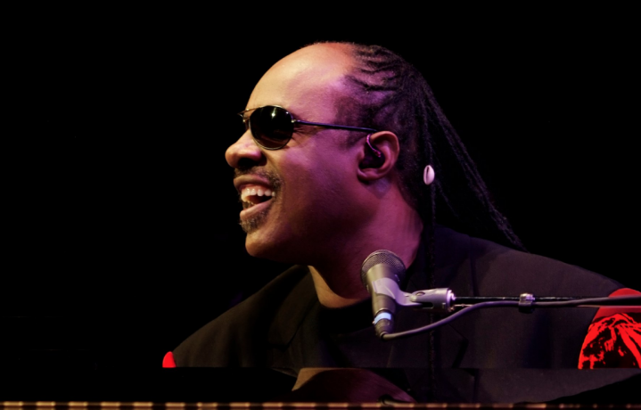 Stevie Wonder, 66 anni. Foto: Facebook