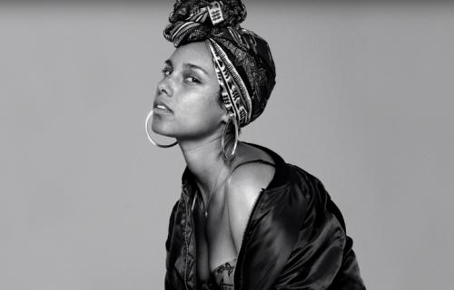 Alicia Keys, 35 anni, manca dalle scene dal 2012