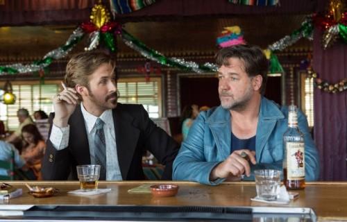 "Ryan Gosling e Russell Crowe in The Nice Guys"", dal 1 giugno al cinema"