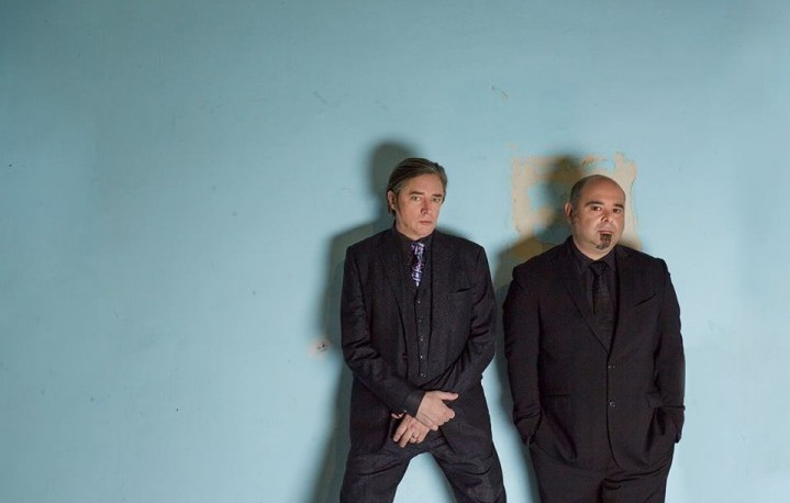 Teho Teardo e Blixa Bargeld - Foto via Facebook