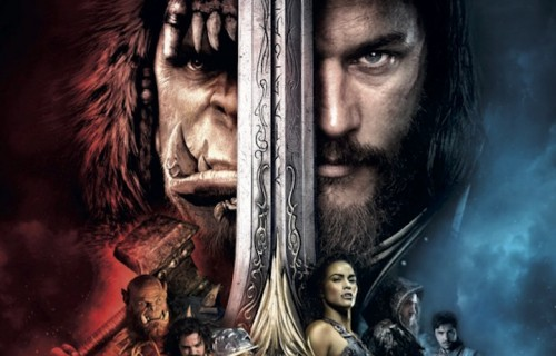 La locandina di Warcraft, il film in uscita il 1 giugno