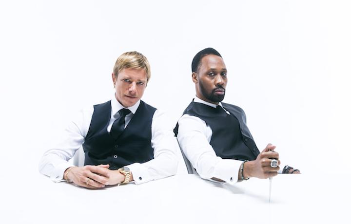 Paul Banks e RZA hanno iniziato la loro collaborazione nel 2013
