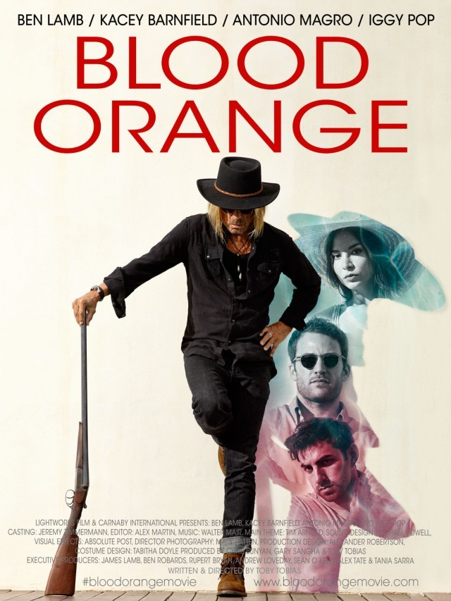 La locandina di Blood Orange