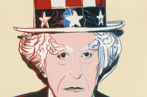 Andy Warhol, Pop Art, serigrafie, opere, mostra, gallery, AICA, Andrea Ingenito Contemporary Art, Marilyn Monroe, Uncle Sam, Vesuvio