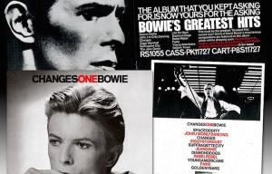 """ChangesOneBowie"": esce la ristampa della prima compilation di Bowie"