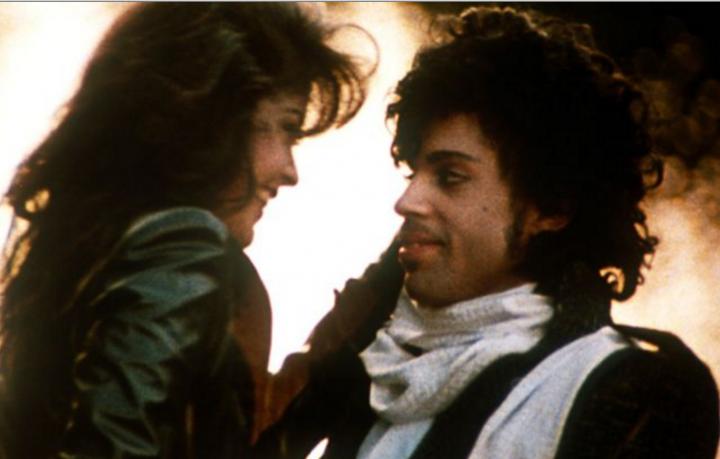 Un fotogramma dal film del 1984.