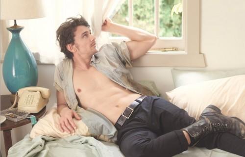 James Franco, foto Mark Seliger