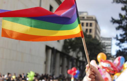 Oggi è la giornata mondiale contro omo-bi-transfobia. Foto: Fernando Lòpez