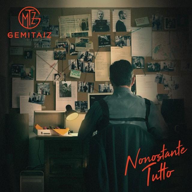 """La copertina di """"Nonostante Tutto"""", il nuovo disco di Gemitaiz"""
