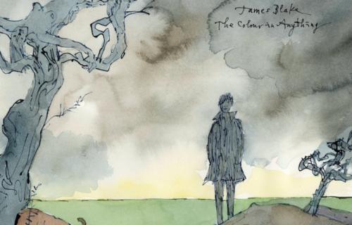 La cover art dell'album è stata creata da Quentin Blake