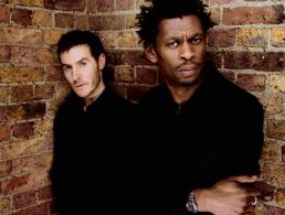 Anche i Massive Attack sul palco dell'Arenile. Foto: Kevin Westenberg