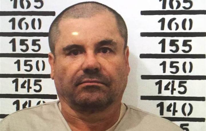 El Chapo è stato arrestato a gennaio