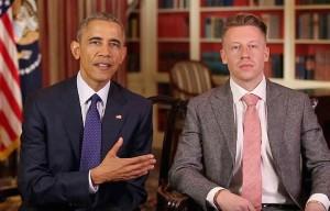 Guarda Barack Obama e Macklemore parlare di dipendenza