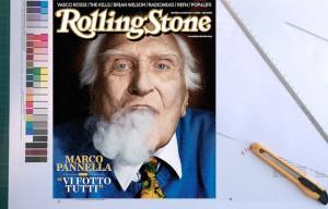 Anteprima: Marco Pannella in copertina su Rolling Stone di giugno