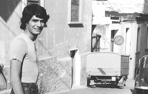 Andrea Pazienza (San Benedetto del Tronto, 23 maggio 1956 – Montepulciano, 16 giugno 1988)