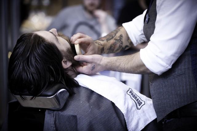 Proraso e Mini allestiranno un barber shop speciale. Foto: Sejla Ljubovic