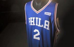 Arrivano gli sponsor sulle maglie NBA: i primi sono i Sixers