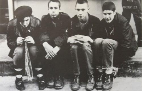 """La prima formazione dei Beastie Boys sulla copertina di """"Polly Wog Stew"""""""