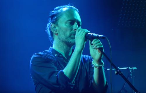 Thom Yorke, una composizione speciale per una mostra