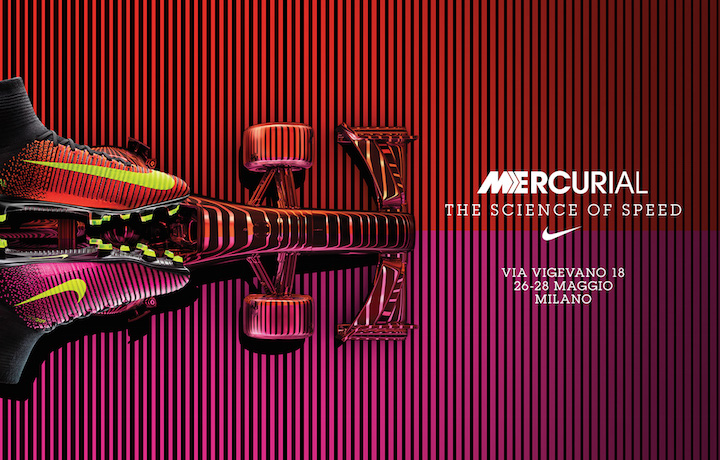 """Arriva """"The Science of Speed"""" a Milano"""