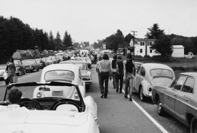On The Road To Woodstock - Hulton Archive / Staff