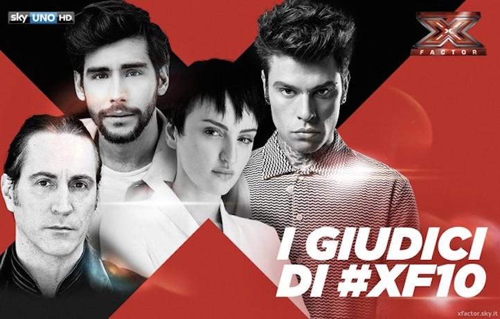 X-Factor, ecco i nuovi giudici Tra ritorni, rap, pop e musica indie