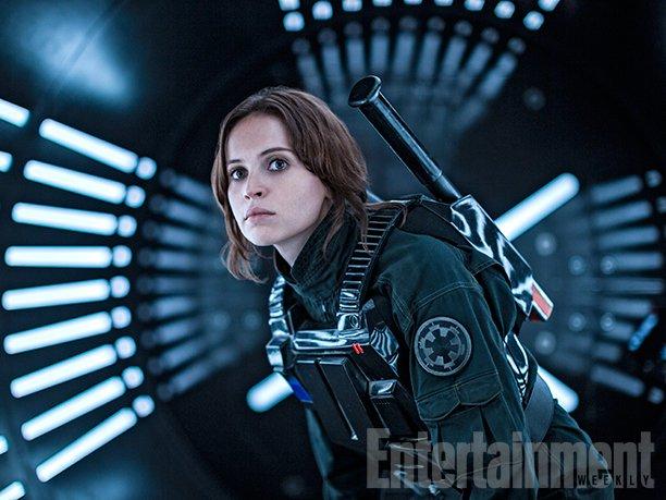 """Alcune delle immagini di """"Rogue One: A Star WarsStory"""" diffuse da Entertainment Weekly"""