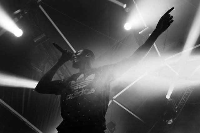 Stormzy al Sónar 2016, foto Facebook