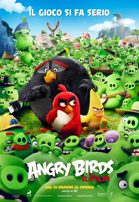 Angry Birds – Il film - Clay Kaytis, Fergal Reilly