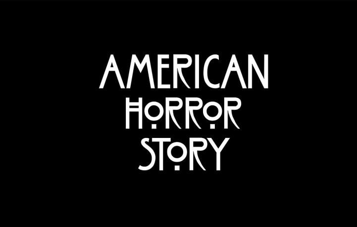 """Il logo di """"American Horror Story"""", una delle serie di punta della Fox"""